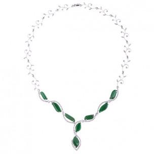 Jade Necklace Pendant